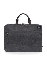 Jack Spade | Gray Tech Oxford Laptop Briefcase for Men | Lyst