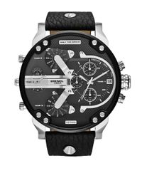 DIESEL   Black Diesel 'mr. Daddy 2.0' Chronograph Watch for Men   Lyst