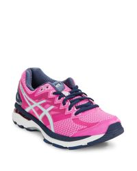 Asics | Pink Gt-2000 Lace-up Sneakers | Lyst