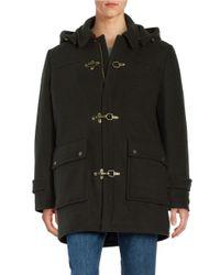 Pendleton | Green Knob Hill Duffle Coat | Lyst
