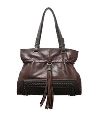 Sondra Roberts | Multicolor Leather Shoulder Bag | Lyst