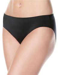 Rafaella | Black No Show Panties Bikini Bottom | Lyst