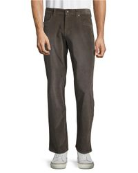 Tommy Bahama | Multicolor Flat Front Corduroy Pants for Men | Lyst