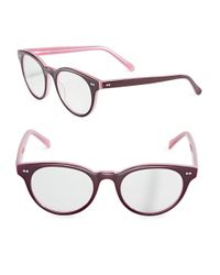 Corinne Mccormack | Pink Abby 50mm Reading Glasses | Lyst