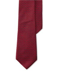 Lauren by Ralph Lauren | Textured Silk Tie for Men | Lyst