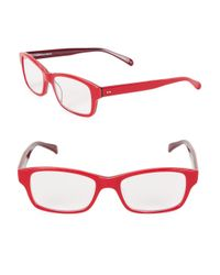 Corinne Mccormack | Red Jess 58mm Reading Glasses | Lyst