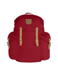 Fjallraven | Red Ovik Backpack for Men | Lyst