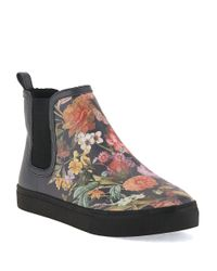 Elliott Lucca   Black Palmira Sherpa-lined Ankle Boots   Lyst
