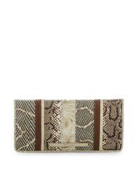 Brahmin - Multicolor Ady Leather Wallet - Lyst