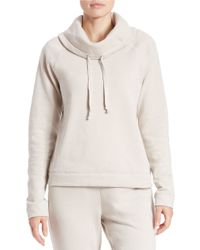 Lord & Taylor | Multicolor Cowlneck Pullover | Lyst