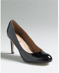 Corso Como | Black Del Patent Leather Pumps | Lyst
