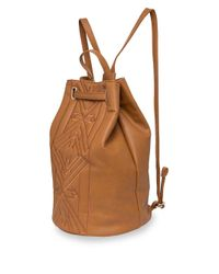 Urban Originals - Brown Shaded Lady Backpack - Lyst