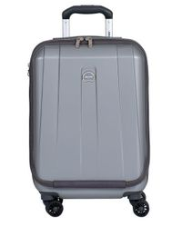 Delsey | Gray Helium Shadow 19-inch Carry-on Spinner Suiter Trolley for Men | Lyst
