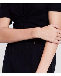 Lou & Grey - Metallic Thatch Lisa Bracelet - Lyst