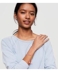Lou & Grey - Multicolor Tai Jewelry Tropical Mix Double Strand Pom Pom Bracelet - Lyst