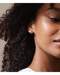 Lou & Grey - Metallic Tai Jewelry Spiral Ball Huggie Earrings - Lyst