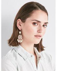 Lucky Brand - Metallic Seed Bead Earring - Lyst