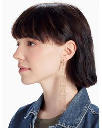 Lucky Brand - Multicolor Statement Earring - Lyst