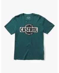 Lucky Brand - Green Castrol Black for Men - Lyst
