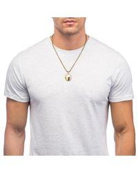 Lulu Frost | Metallic George Frost Shield Necklace | Lyst