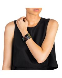 Lulu Frost - Multicolor Josephine Sequin Bracelet - Lyst