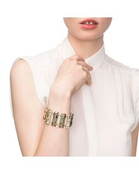 Lulu Frost - Metallic Chatelet Bracelet - Lyst