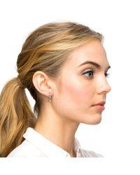 Lulu Frost - Multicolor Code Word Dearest Earring 18k Gold - Lyst