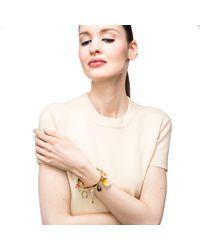 Lulu Frost - Multicolor Traveller Talisman Bracelet - Lyst