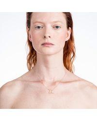 Lulu Frost - Multicolor Zodiacs Gemini + Air Necklace - Lyst