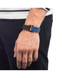 Lulu Frost | Blue George Frost Equus Bracelet for Men | Lyst