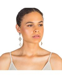 Lulu Frost - Multicolor Gloria Earring - Lyst