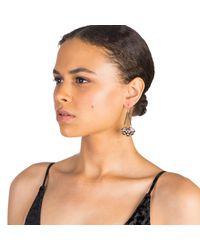Lulu Frost   Multicolor Diamanda Drop Earring   Lyst