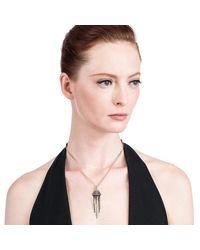 Lulu Frost - Metallic Nell Pendant - Lyst