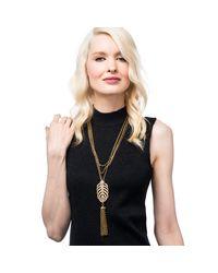 Lulu Frost - Multicolor Drift Tassel Necklace - Lyst