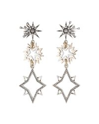 Lulu Frost - Multicolor Cosmic Earrings - Lyst