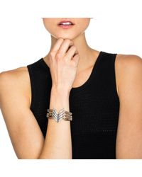 Lulu Frost - Metallic Symmetry Bracelet - Lyst