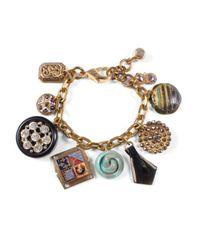 Lulu Frost | Multicolor *vintage* Charm Bracelet #4 | Lyst