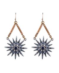 Lulu Frost | *new* Radiant Earring - Blue | Lyst