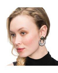 Lulu Frost - Metallic Laumiere Statement Earring - Lyst