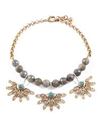 Lulu Frost | Multicolor Majorelle Necklace | Lyst