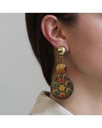 Lulu Frost - Multicolor *vintage* 100 Year Earring 2 - Lyst