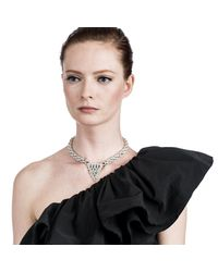 Lulu Frost - Metallic Satellite Necklace - Lyst