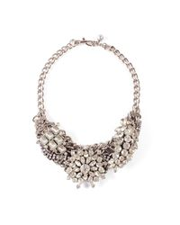 Lulu Frost - Metallic Vintage Frost Collage Necklace 13 - Lyst