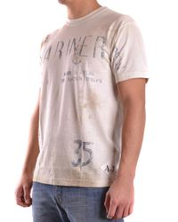 Armani Jeans - Natural ARMANI JEANS T-shirt for Men - Lyst