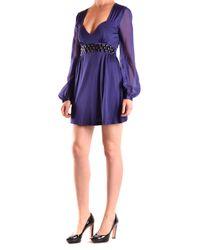 Pinko - Blue PINKO Dress - Lyst