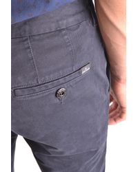 Stone Island - Blue Stone Island Trousers for Men - Lyst