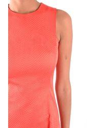 Armani Jeans - Pink ARMANI JEANS Dress - Lyst