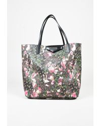 c3d85b19a3 Women s Black Pink Multicolor Coated Canvas Floral