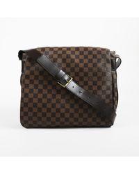 8f527e08515d Lyst - Louis Vuitton Vintage Brown Monogram