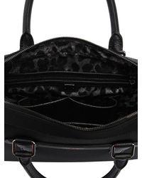 Dolce & Gabbana - Black Borsa In Nylon E Pelle for Men - Lyst